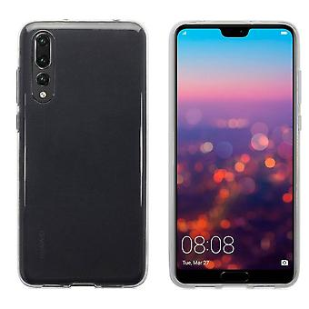 Colorfone Soft Exclusive TPU Cases Huawei P20 Pro Transparent