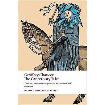 Opowieści kanterberyjskie Geoffreya Chaucera - David Wright - 97801995990