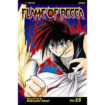 Flamman Recca - v. 15 av Nobuyuki Anzai - Nobuyuki Anzai - 9781421501
