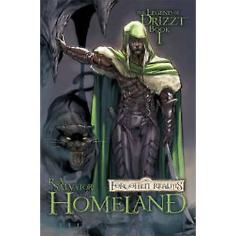 Dungeons & Dragons - The Legend of Drizzt - Volume 1 - Homeland by R. A.