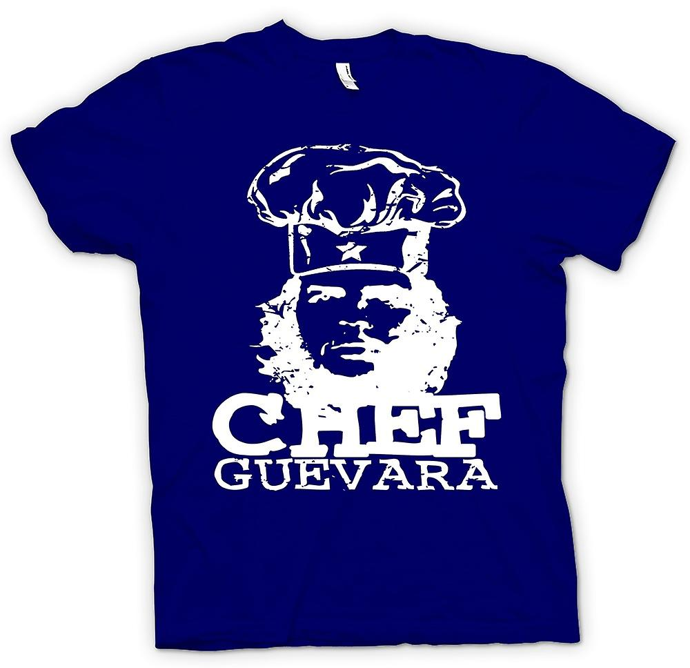 Herr T-shirt-kocken Guevara Cool