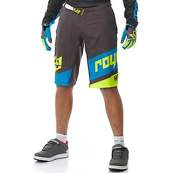 Royal Racing Cyan kull-gul 2017 seier rase MTB Shorts