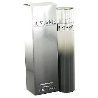 Just Me Paris Hilton by Paris Hilton Eau De Toilette Spray 1.7 oz / 50 ml (Men)