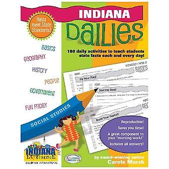 Quotidiens de l'Indiana: 180 activités quotidiennes pour les enfants