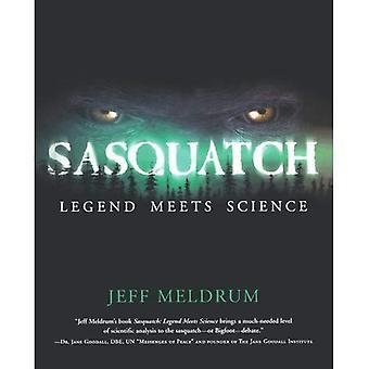 SASQUATCH: LEGEND MEETS SCIENCE: Legend Meets Science
