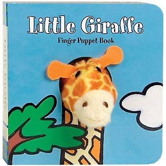 Little Giraffe Finger Puppet Book (Finger Puppet Books)
