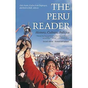 Le lecteur du Pérou: Histoire, Culture, politique (les lecteurs de l'Amérique latine)