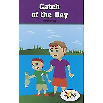 Catch of the Day (Rosen Real Readers: Stem and Steam Collection)