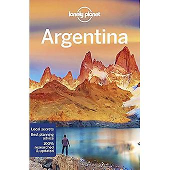 Lonely Planet Argentine