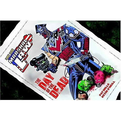 Marshal Law: Day of Dead: Day of the Dead (Marshal Law)
