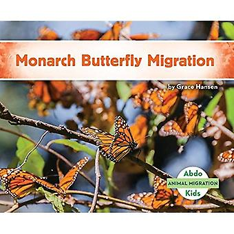 Monarch Butterfly Migration (Animal Migration)