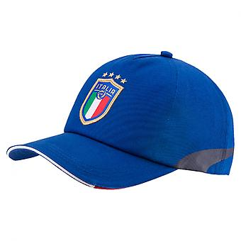 PUMA Italia Training Cap Cap Team Power Blau-Peacoat