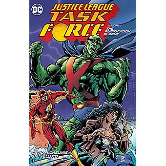 Justice League Task Force Vol. 1 by David Michelinie - 9781401277963