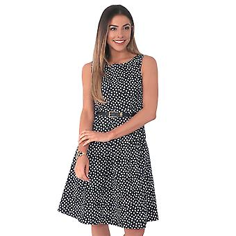 KRISP Ditsy Print Pin Up Dress