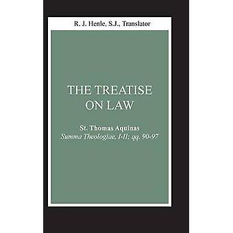 Abhandlung über Recht der Summa Theologiae III QQ 9097 von Thomas von Aquin & Thomas.