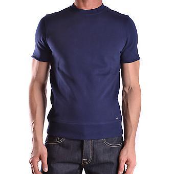 Michael Kors Blue Cotton Sweatshirt