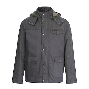 Animal Mens Hide Jacket