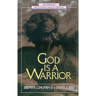 Gud är en krigare av Tremper Longman - 9780310494614 bok