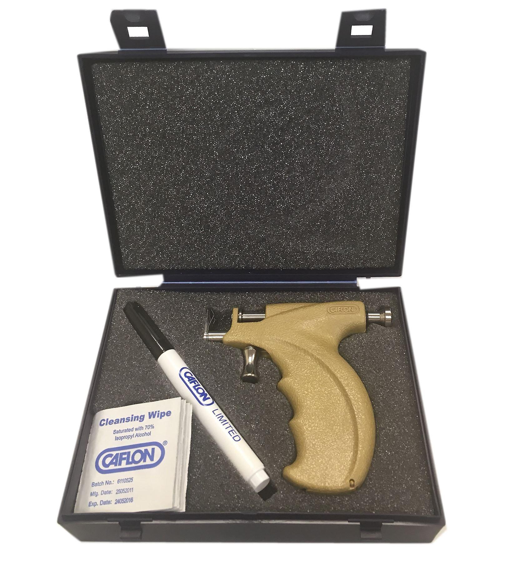 Caflon Original Piercing Gun Instrument Box
