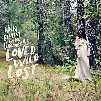 Nicki Bluhm en de - liefde wilde verloren (LP) [Vinyl] USA import