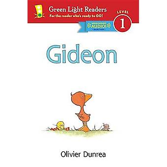 Gideon - With Read-Aloud Download by Olivier Dunrea - 9780544430594 Bo