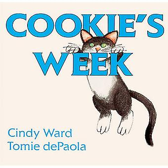 Cookie's Week by Cindy Ward - Tomie DePaola - 9780833591623 Book