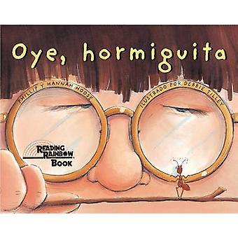 Oye - Hormiguita by Phillip Hoose - Hannah Hoose - Debbie Tilley - 97