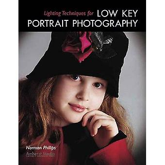 Lighting Techniques for Low Key Portrait Photography by Norman Philip