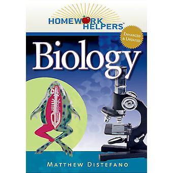 Homework Helpers - Biology by Matthew Distefano - 9781601631640 Book