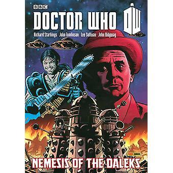 Doctor Who - Nemesis of the Daleks by Dan Abnett - Paul Cornell - 9781