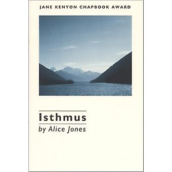 Isthmus by Alice Jones - 9781882295272 Book