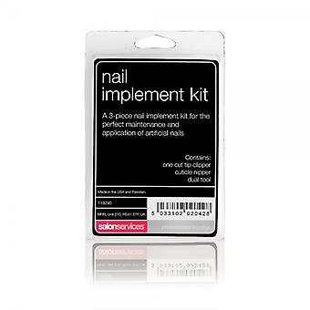 Salon-Dienste implementieren Kit