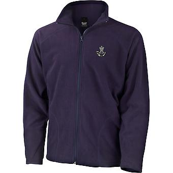 The Rifles - Licensed British Army Embroidered Lightweight Microfleece Jacket