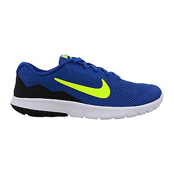 Nike Flex Experience 4 Game Royal/Volt-Black-White 749807-471 Grade-School