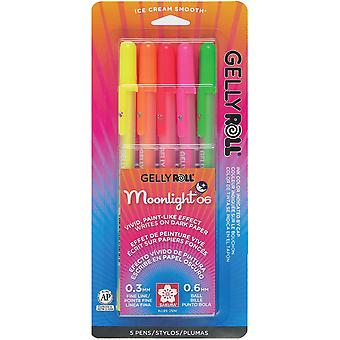Gelly Roll Moonlight 06 5 Pkg Dawn 58174