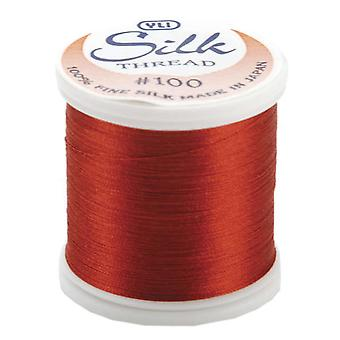 Silk Thread 100 Weight 200 Meters 202 10 256