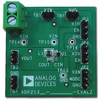 Placa PCB de diseño Analog Devices ADP2138CB-2.8EVALZ