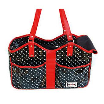 Freedog Top RedStyle Pet Carrier (Dogs , Transport & Travel , Transport Carriers)