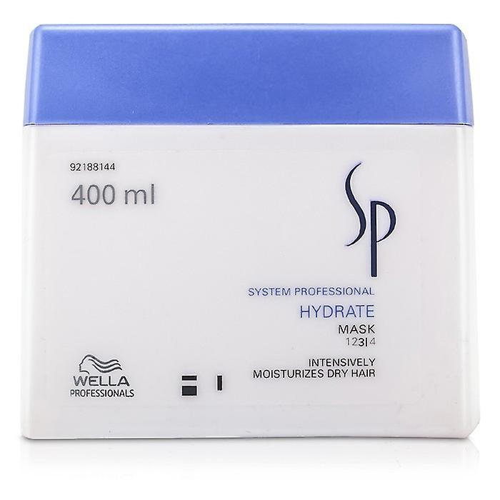 WELLA SP Hydrate masque (intensivement hydrate les cheveux secs) 400ml / 13,33 oz