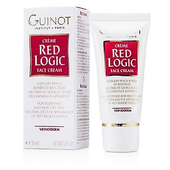 Guinot Red Logic Face Cream Voor bloosde & Reactive Skin - 30ml/1.03oz
