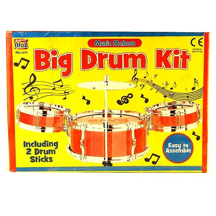 Drum Set Kids Music Instrument Playing Toys