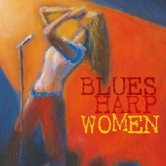 Blues Harp Women by Various Artists