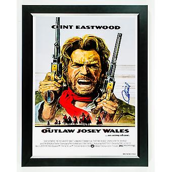 Outlaw  - Signed Movie Poster