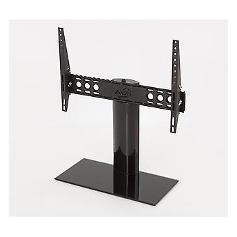 Table Top Base Replacement Pedestal Stand With Tilt Swivel Mount For 12 - 65