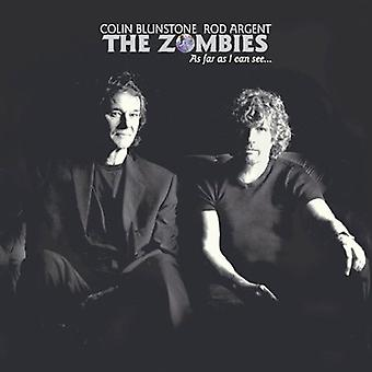 Zombies - As Far as I Can See [CD] USA import