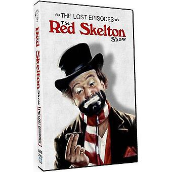 Red Skelton Show: The Lost Episodes [DVD] USA import
