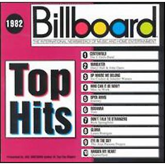 Billboard Top Hits - 1982-Billboard Top Hits [CD] USA importeren