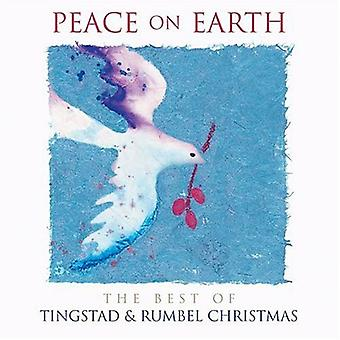 Tingstad & Rumbel - fred på jorden [CD] USA import