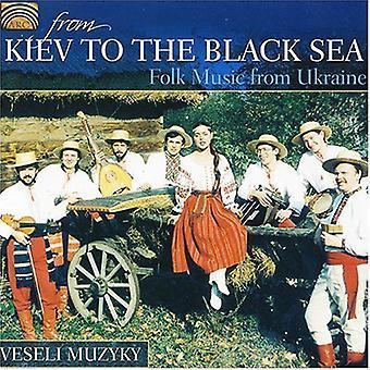 Veseli Muzyky - van Kiev tot de Zwarte Zee [CD] USA import
