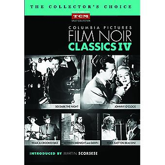 Columbia Bilder Film Noir Klassiker IV [DVD] USA import